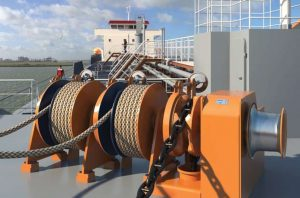 C-Winch EHCAMW Electric Hydraulic Combined Anchor Mooring Winch