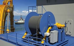 C-Winch ARSW Auto-tensioning Reel Spooling Winch