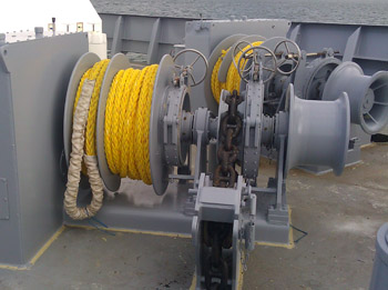 C-Nautical chainstoppers